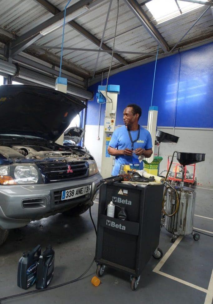 réparation voiture 4