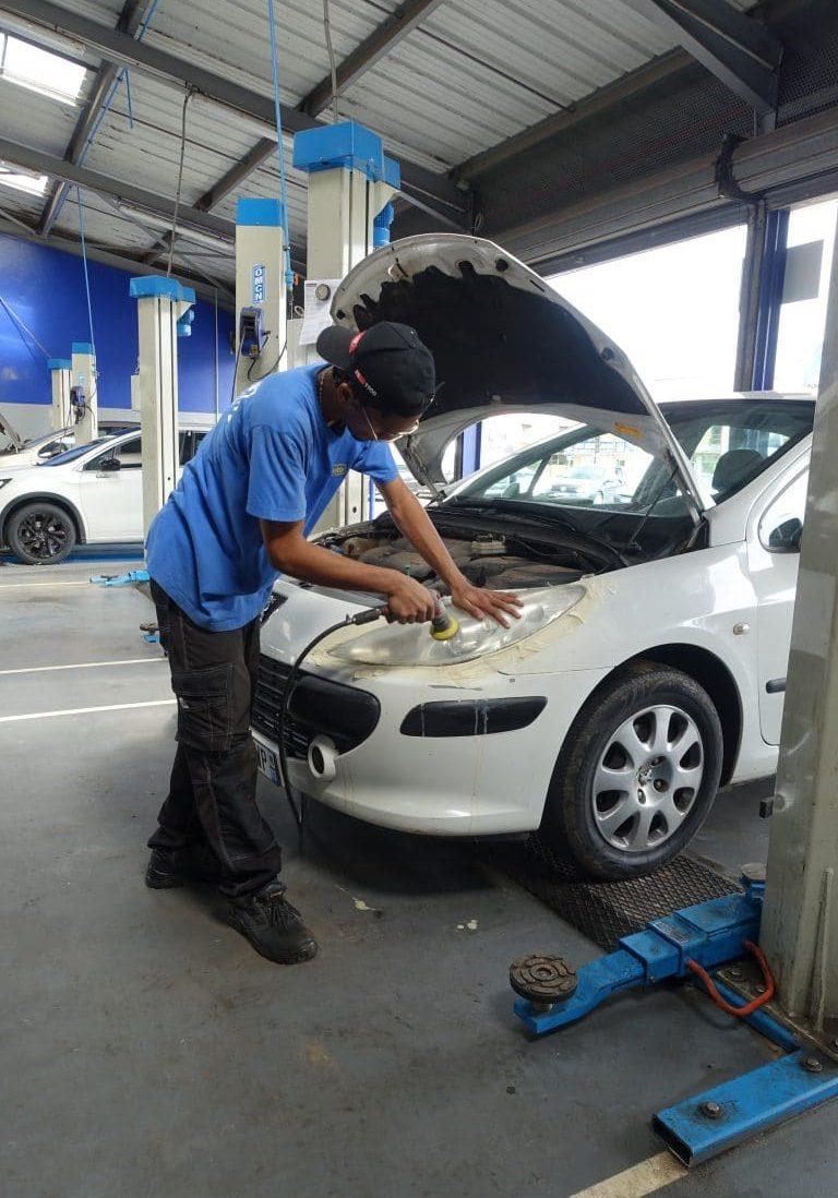 réparation voiture 5